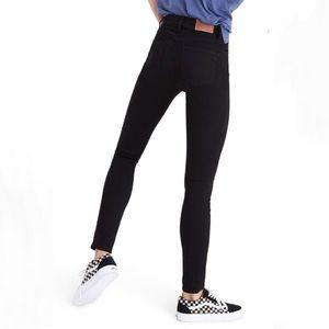 MADEWELL Roadtripper/Bennett Skinny Jeans! Size 25